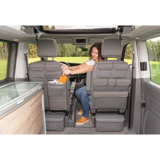 Utility sedile cabina guida , VW T6.1/T6/T5 California, Design Mixed Dots