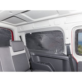 "ISOLITE Inside Seitenfenster C-D-S""ule links, VW-Caddy 4. Generation (kurzer Radstand)"