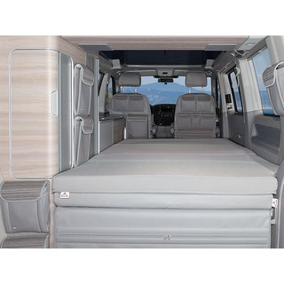 iXTEND materassino ripiegdalile + iXTEND PAD VW T6 California Moonrock